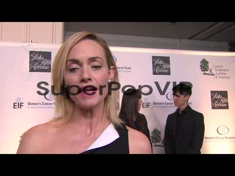 INTERVIEW - Amber Valetta on why she wanted to celebrate ...