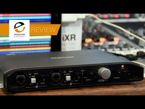 Usb Audio Interface Troubleshooting : review tascam ixr usb audio midi interface for windows mac os and ios youtube ~ Russianpoet.info Haus und Dekorationen