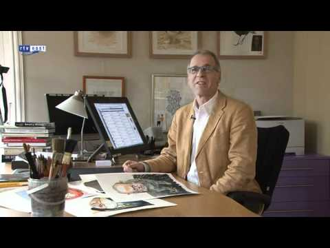 Cartoonist uit Giethoorn wint Inkspotprijs