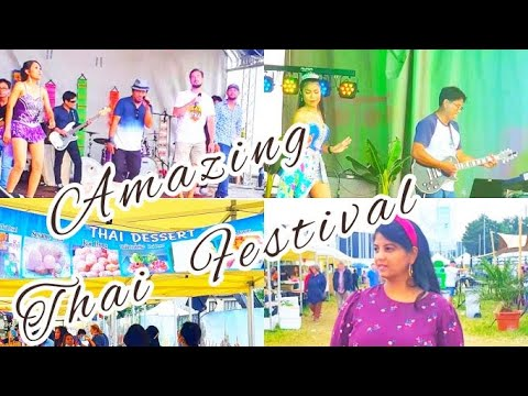 THAI FESTIVAL - LAAKDAL - BELGIUM     เทศกาลไทย - เบลเยี่ยม