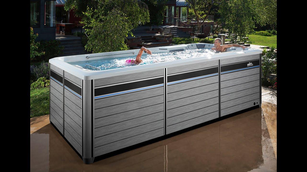 swim spa retailers endless pools fitness systems e500 atlanta swim spa