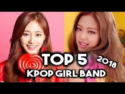 Top 5 MOST Popular Kpop Girl Groups 2018