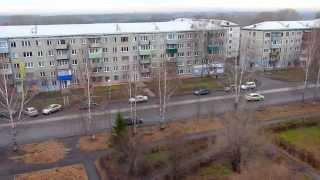 Панорама улицы ул. Пушкина, 19-21 Ленинск-Кузнецкий.
