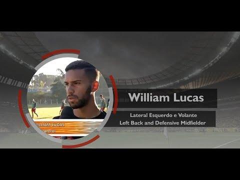 WILLIAM LUCAS - LATERAL ESQUERDO