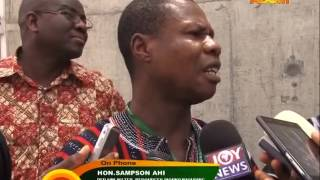 Water crisis hit some parts of the country - Asem Kesee (17-2-15)
