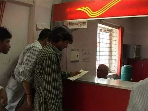 a documetry on indian postal service