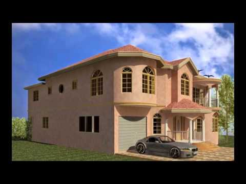 Pictures of house designs in jamaica house design ideas Jamaican house designs