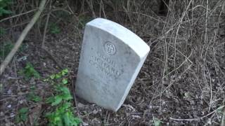 The lost and forgotten Grave of Oddie Conway