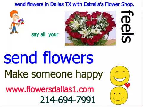 Flower Shop in Dallas TX