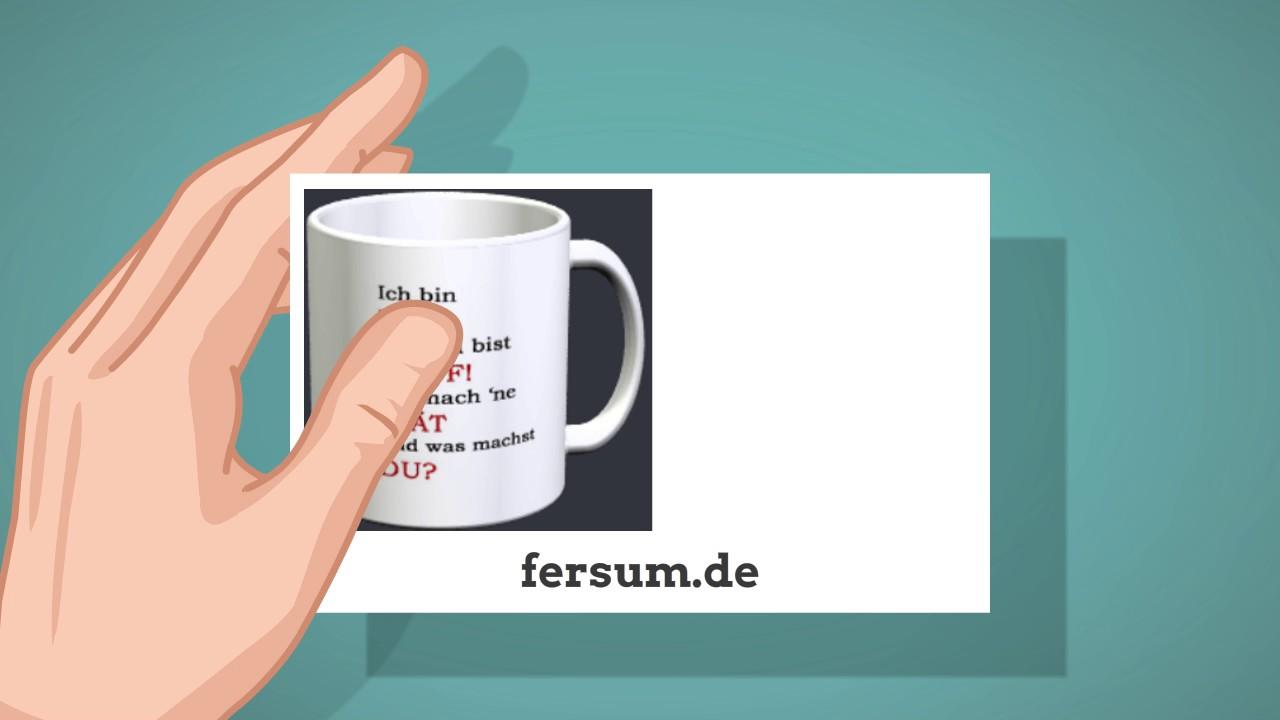Lustige Kaffeetassen Kaffeebecher Als Geschenk Youtube
