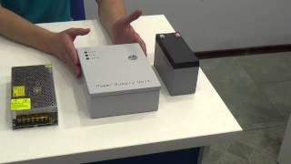 Блоки питания для камер видеонаблюдения – выбираем питание