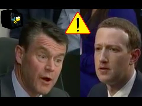 """Senator REJECTS Mark Zuckerberg's Apology! """"I'M NOT SATISFIED WITH YOUR RESPONSE!"""""""