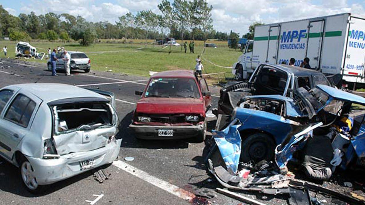 SE INCREMENTAN ACCIDENTES AUTOMOVILISTICOS DEJANDO 15 PERSONAS LESIONADAS EN HUAMANTLA