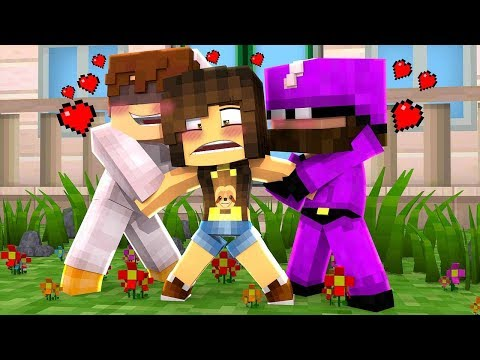 Minecraft Daycare - LOVE TRIANGLE!?