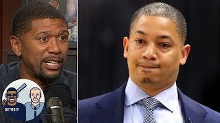 Cavaliers did Tyronn Lue a 'favor' by firing him - Jalen Rose | Jalen & Jacoby