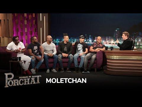Molejo Fala Sobre Parceria Com O Grupo É O Tchan