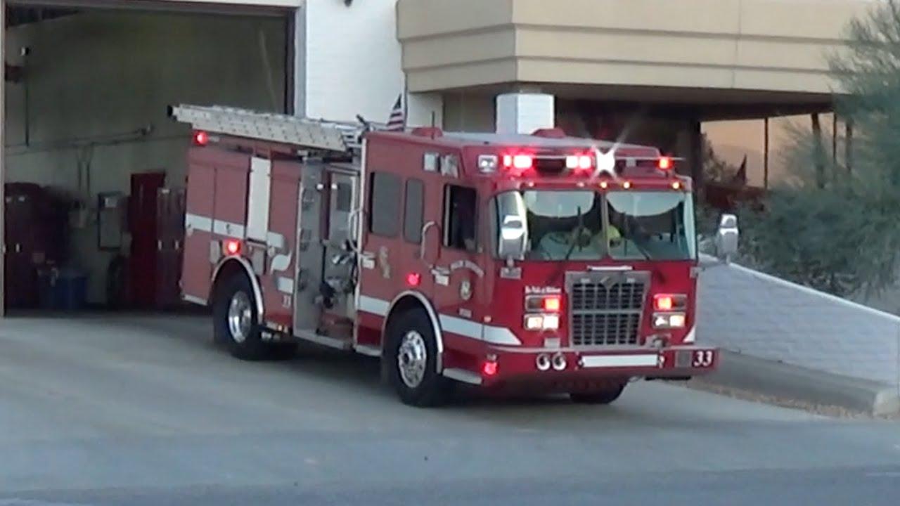 Riverside County E33 M33 Responding Youtube