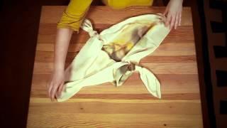 Kako napraviti torbu od marame