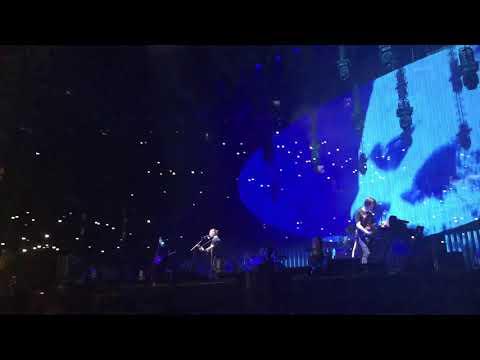 Radiohead - Exit Music (for a Film) (Multicam) [Live at São Paulo]