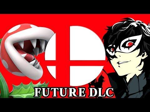 Smash Bros Ultimate - Piranha Plant and Future DLC thumbnail