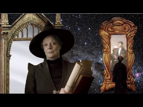What Would Minerva Mc Gonagall See If She Looked Through The Mirror Of Erised?