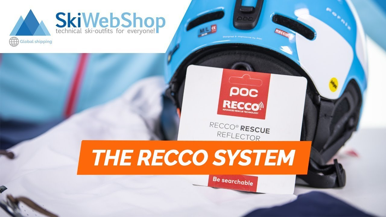 RECCO saves your life!