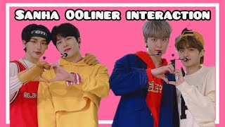 Astro (아스트로) Sanha And 00liners Interaction| golden child, t…