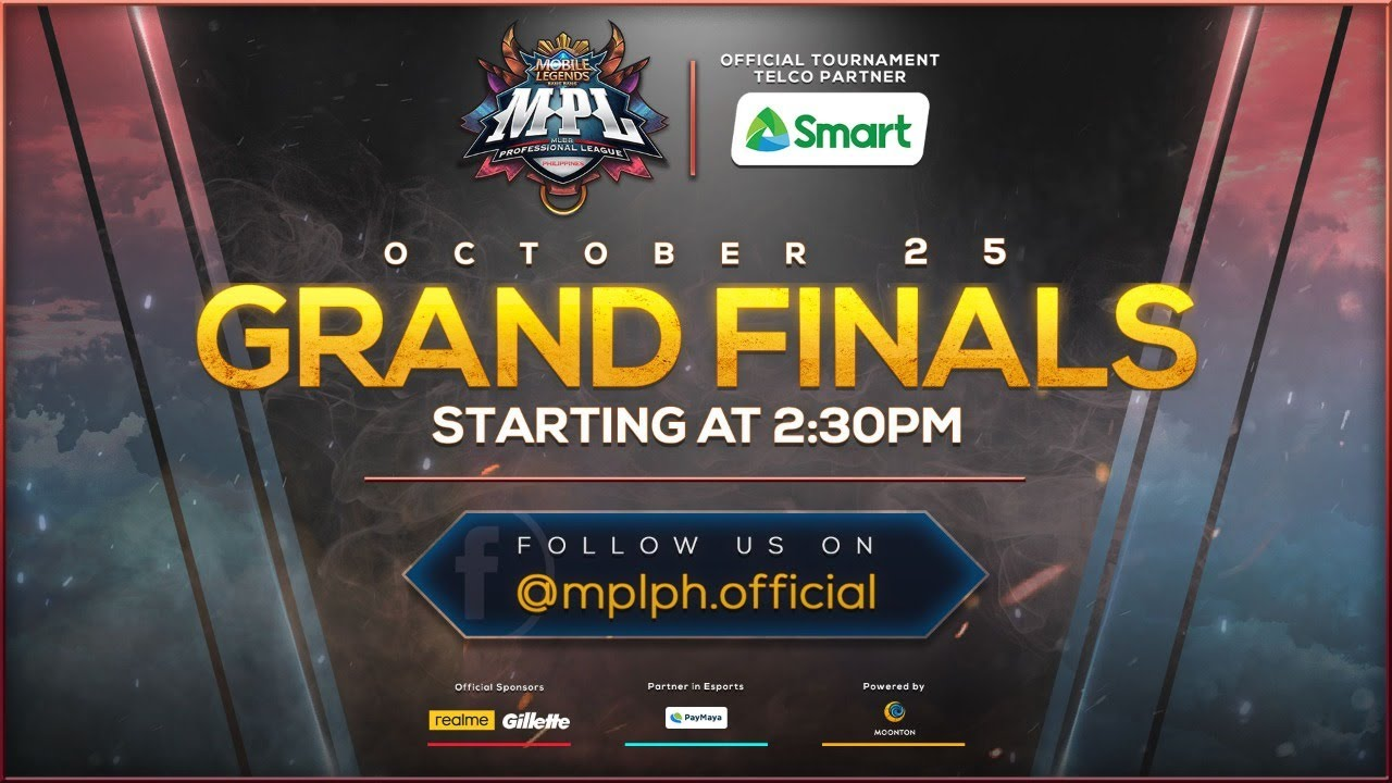 (English) LIVE NOW: MPL-PH Season 6 Grand Finals