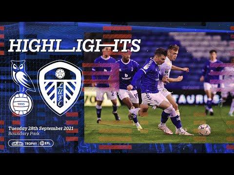 Oldham Leeds U21 Goals And Highlights