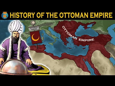The History of the Ottoman Empire (All Parts) - 1299 - 1922