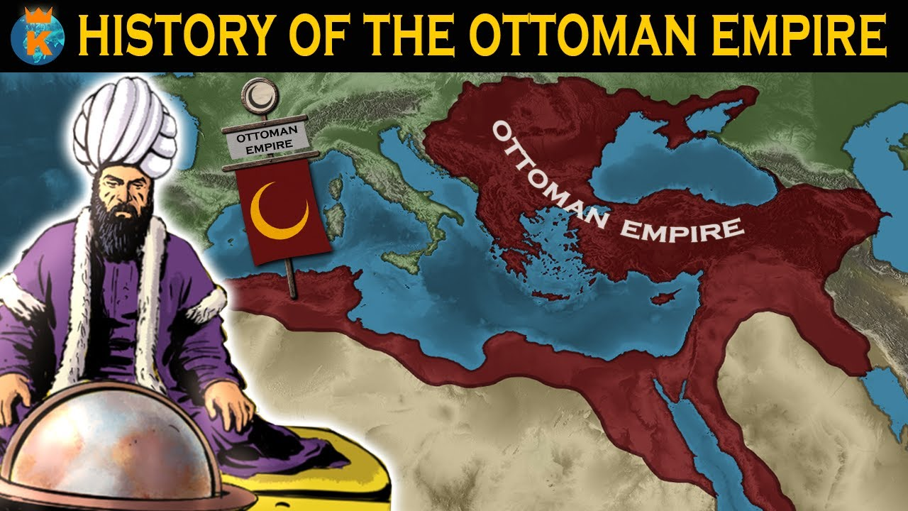 An Animated History of the Ottoman Empire (1299 – 1922)