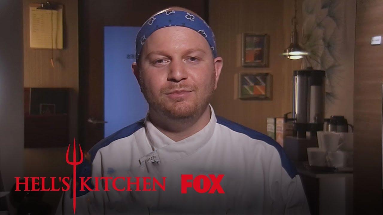 Gordon pulls the plug on the scallops season 15 ep 8 for Hell s kitchen season 15 episode 1