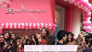 PRETTY SECRETS MEETUP MUMBAI