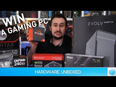 Global PC Giveaway November, Win An Awesome Gaming Rig!