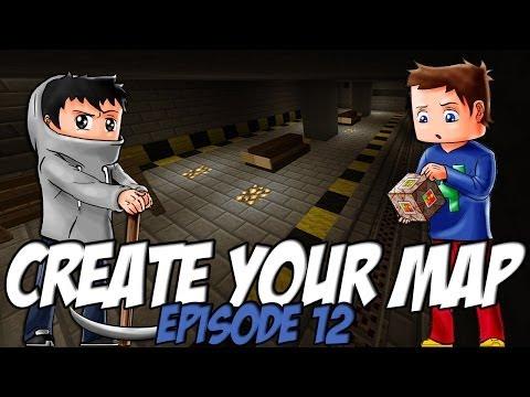 Create Your Map | Metro Last Night | Episode 12 / Minecraft