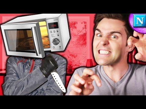 Is Your Microwave DANGEROUS?
