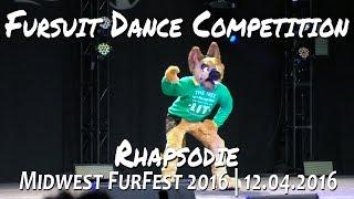 MFF 2016 Fursuit Dance Competition: Rhapsodie