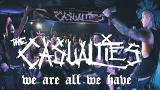Download Mp3 The Casualties - We Are All We Have | Live 2019 | Moscow