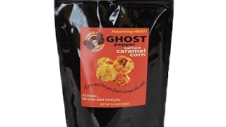 Ghost Pepper Salted Caramel Corn Review - CarBS w/ CultMoo