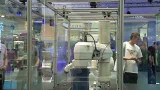 Repeat youtube video Große Sprünge - Automatica 2014 ist eröffnet (Deutsch)