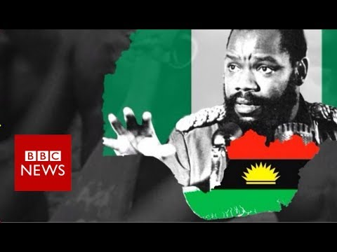 Nigeria's civil war explained - BBC News