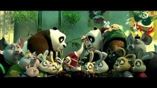 Kung fu Panda 3 | Edited Version Malayalam ( Jacobinte Swargarajyam )