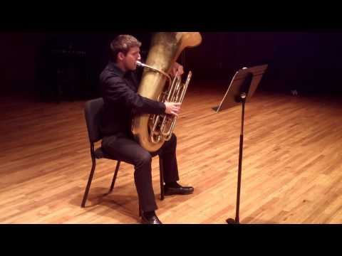Dillon Jefferies-Tuba-YOA Audition 2017