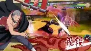 Naruto Shippuden: Narutimate Accel 3 - EXTENDED TRAILER 11/19/09 HD