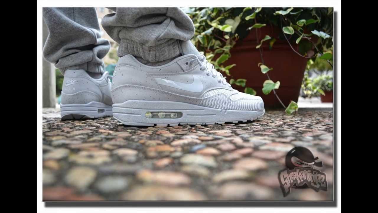 separation shoes b7319 194f0 air max 1 the monotones vol 1