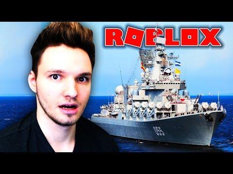 BAUE EIN GIGANTISCHES SCHIFF !!! | Roblox