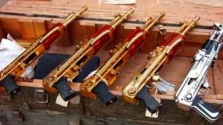 Saddam's personal weapons اسلحة صدام الشخصية
