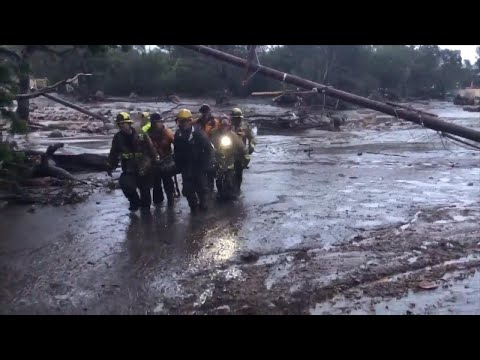 14-Year-Old Girl Rescued From Destroyed Home Following Devastating Flooding