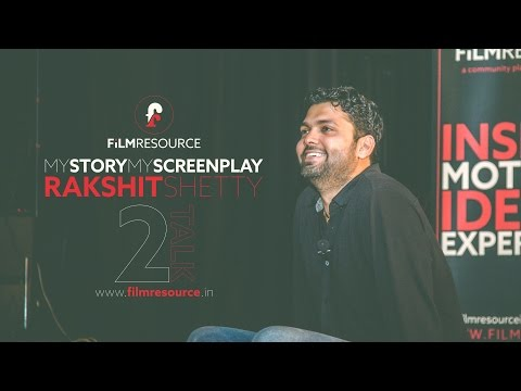 FilmResource Talk2 by Rakshit Shetty