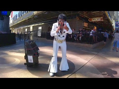 Experience LAS VEGAS, NEVADA: The Good, the Bad & the Elvis